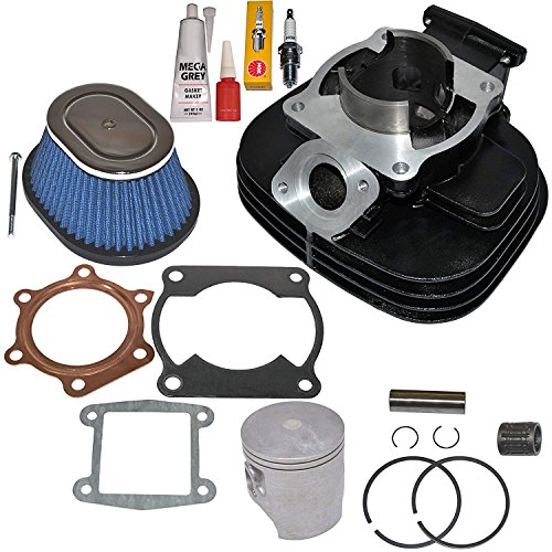 NEW! YAMAHA BLASTER 200 YFS200 CYLINDER PISTON GASKET AIR FILTER TOP END KIT SET