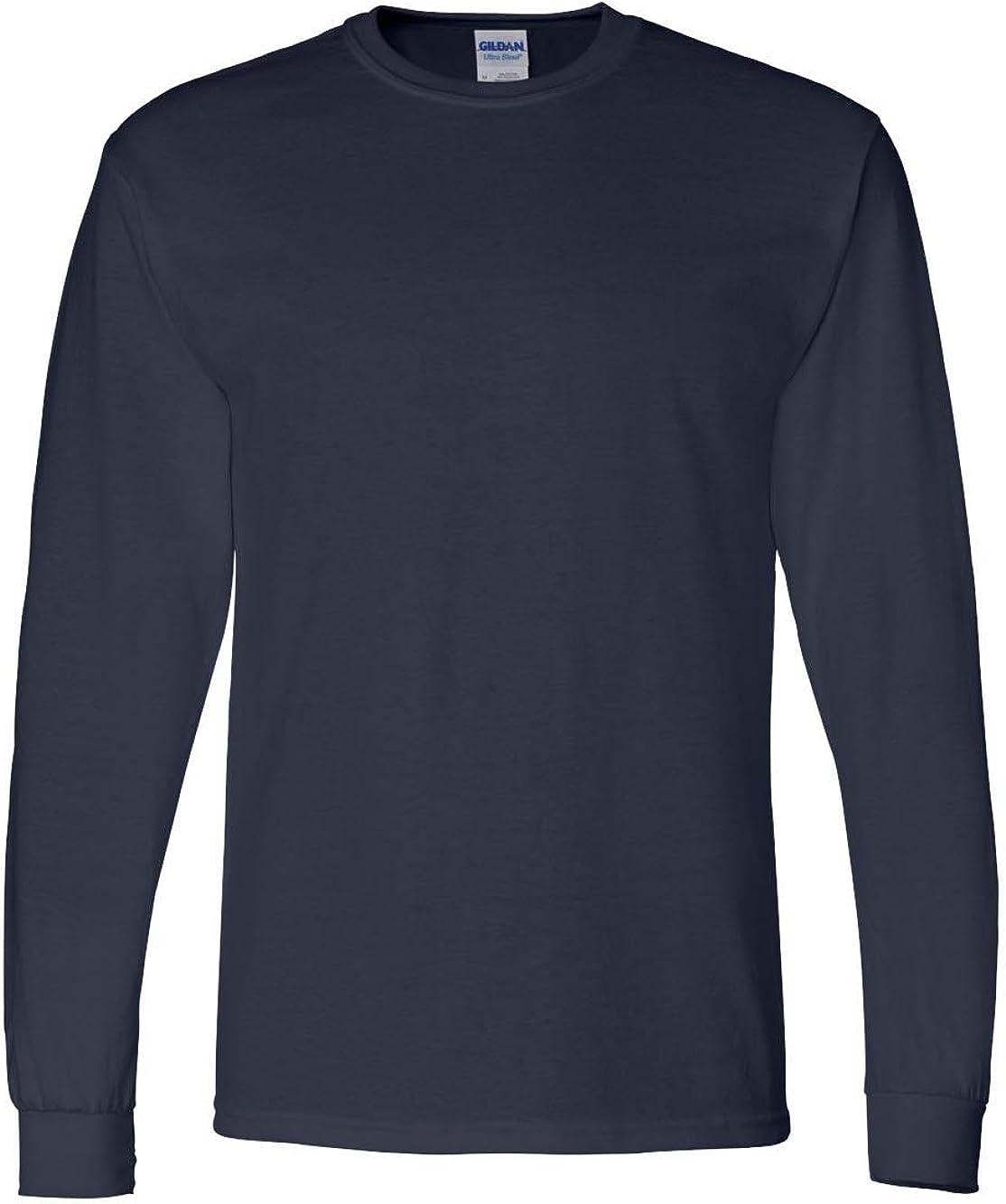 Gildan Adult DryBlendTM Long-Sleeve T-Shirt