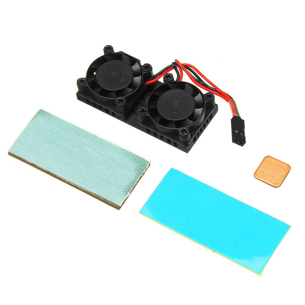 DENG XIA Interfaz en Serie Reroflag Nespi Ultimate Cooling Fan Kit ...