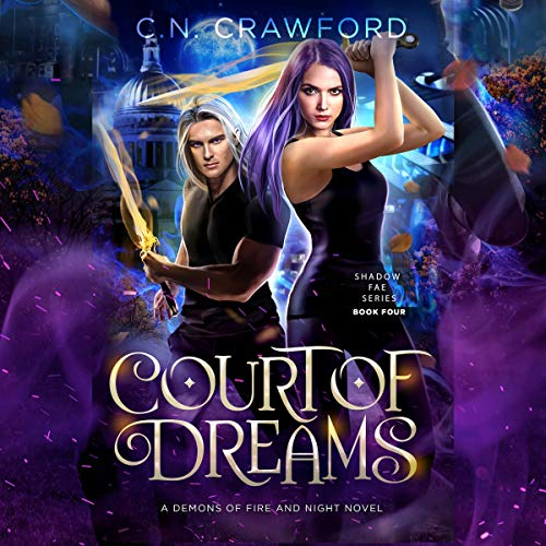 Court of Dreams cover art