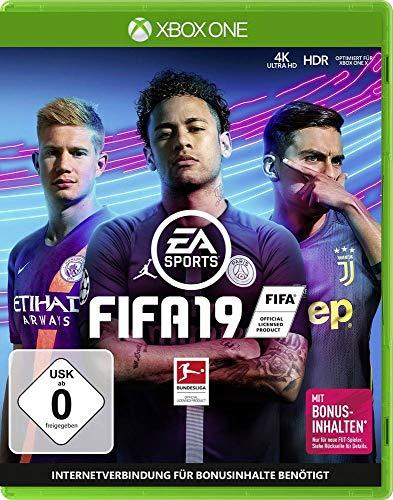 Electronic Arts FIFA 19 Xbox One USK: 0