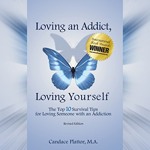 Loving an Addict, Loving Yourself audiobook cover art