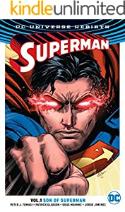 Superman (2016-2018) Vol. 1: Son of Superman