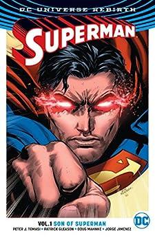 Superman (2016-2018) Vol. 1: Son of Superman by [Peter J. Tomasi, Patrick Gleason, Doug Mahnke]