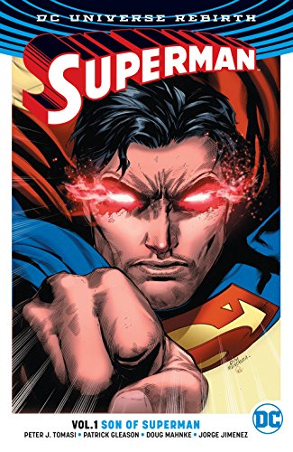 Superman (2016-2018) Vol. 1: Son of Superman (English Edition)