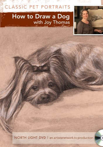 Classic Pet Portraits - How to Draw a Dog