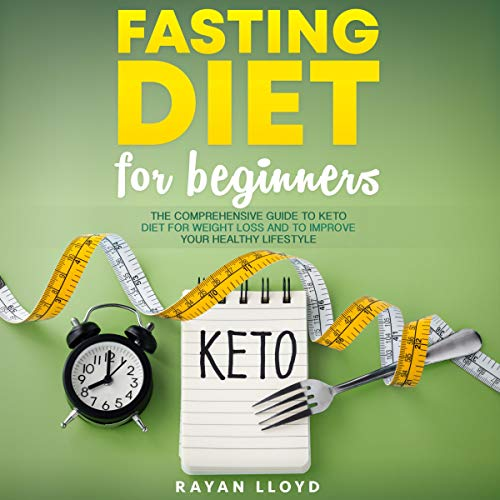 Couverture de Fasting Diet for Beginners