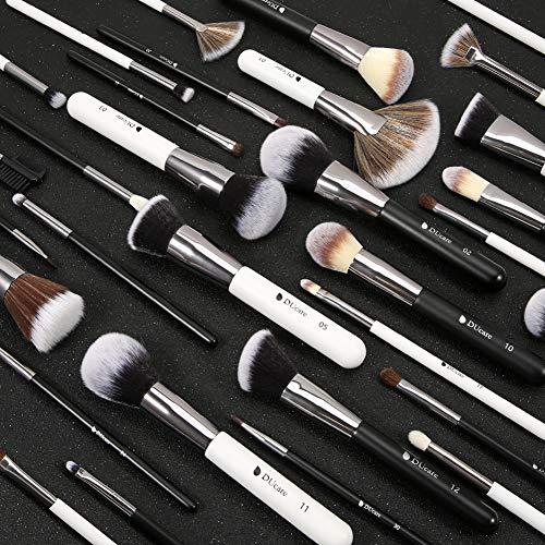 DUcareドゥケア超柔らかいメイクブラシ31本セット化粧筆パンダシリーズ