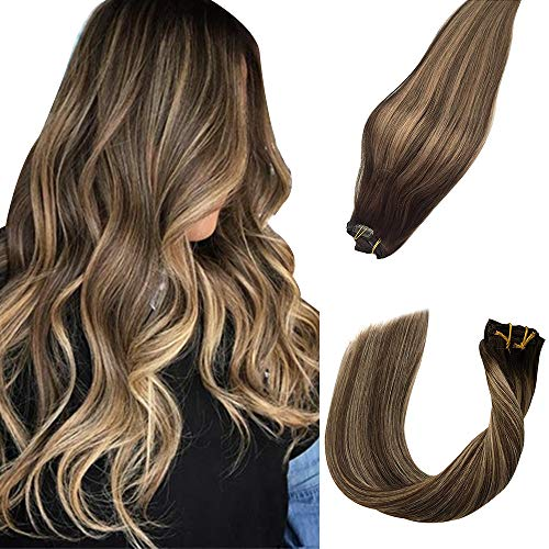 Clip in/on Hair Extensions 14
