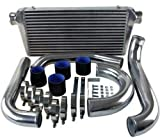 FMIC Twin Turbo Intercooler Kit for 1993-02 Supra MK4 MKIV JZA80 2JZGTE 2JZ 3.0L