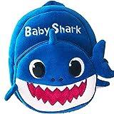 BETOY Baby Shark Zainetto, Zaino da scuola per bambini Baby Cute Shark Zaino da scuola per bambini