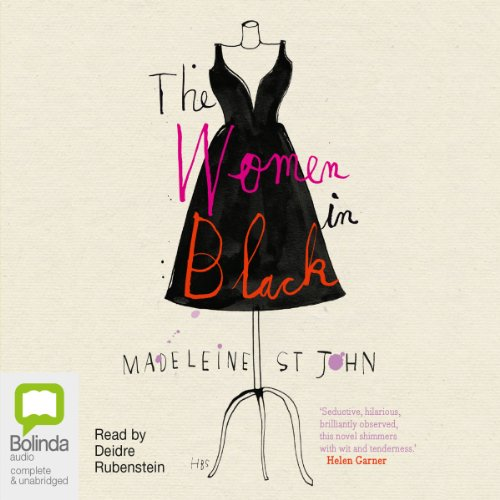 The Women in Black audiobook cover art