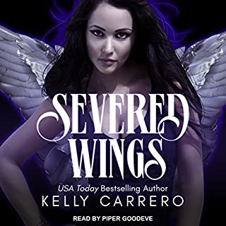 Severed Wings audiobook cover art