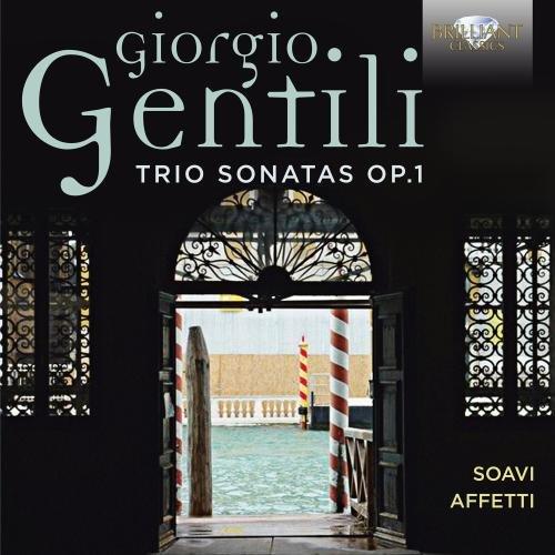 Gentili: Trio Sonatas Op 1 (2 CD)