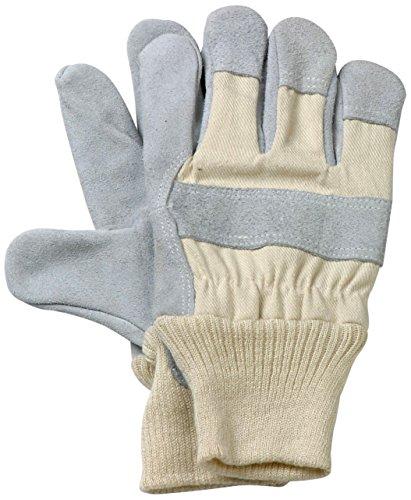 Max-Power Guanti di Protezione da Lavoro in Pelle di Maiale