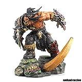 SAMER World of Warcraft Wow Garrosh Hellscream Animation Figure