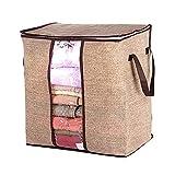 KUOZEN Large Storage Bags Storage Bags Storage Bag Under Bed Storage Duvet Storage Bags Cloth Storage Bag Storage Bag For Clothes Clothes Storage Bags Big Bags For Storage 3