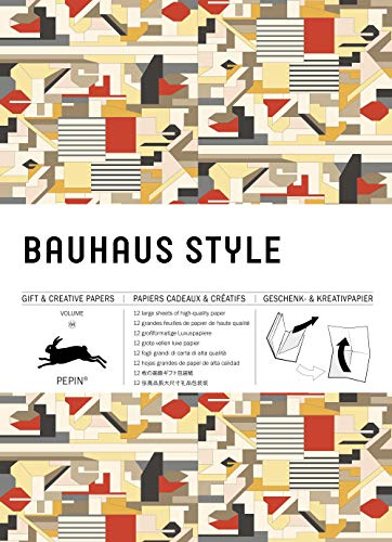 Bauhaus Style: Gift & Creative Paper Book Vol. 64 (Gift & Creative Paper Books)