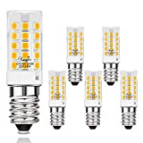KINGSO E14 LED Lampe 4w 450lm Warmweiss Ersatz für40WHalogenlampen LED...