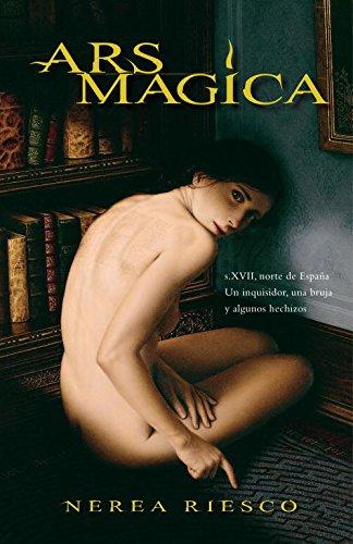 Ars Magica (Novela histórica)