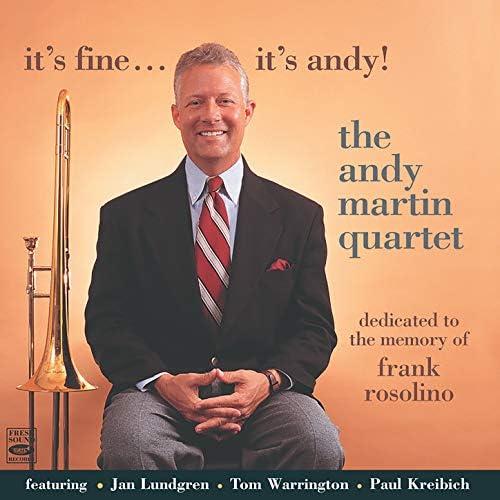 The Andy Martin Quartet feat. Andy Martin, Jan Lundgren, Tom Warrington & Paul Kreibich
