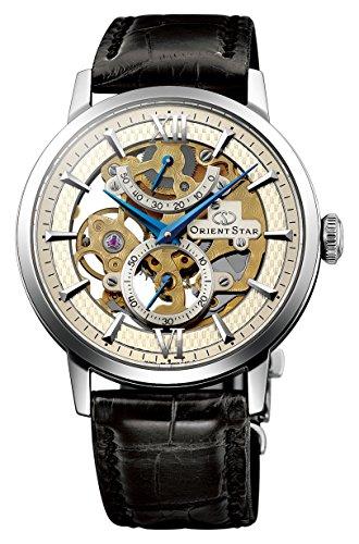 [オリエント]ORIENT 腕時計 ORIENTSTAR オリエントスター クラシック スケルトン 機械式 手巻 WZ0041DX メンズ