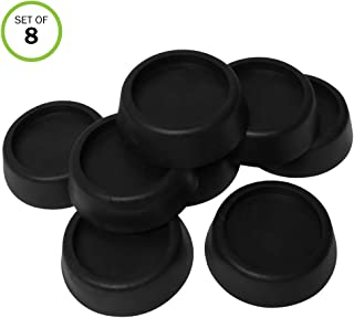Evelots Anti Vibration Pads-Washer/Dryer-Anti Walk-No Noise-Universal Size-Set/8