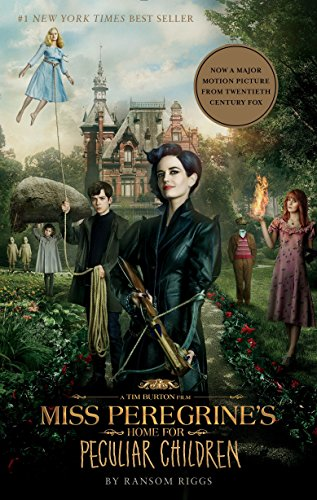 Compare Textbook Prices for Miss Peregrine's Home for Peculiar Children Movie Tie-In Edition Miss Peregrine's Peculiar Children Media tie-in Edition ISBN 9781594749025 by Riggs, Ransom
