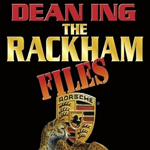 The Rackham Files audiobook cover art