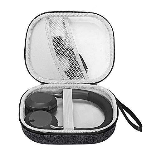 Reisetasche für Sony WH-XB900N Anker Soundcore Life Q20 Skullcandy Hesh 3 Bose QuietComfort 35, Sennheiser PXC 550, JBL E55BT, Kopfhörertasche Harte Reisetasche Schutzhülle Aufbewahrung Headset Box (Schutzhülle)