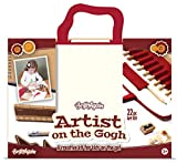 BeginAgain – Artist On The Gogh – A 22Piece Creative Art Kit for Kids On The Go! for Children 3+