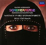 R=コルサコフ:交響組曲《シェヘラザード》、序曲《ロシアの復活祭》