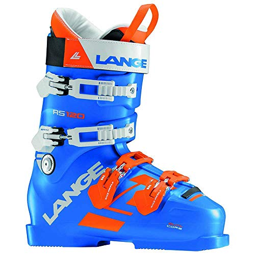 Lange heren skischoenen RS 120 (Power Blue) – maat 46 – blauw