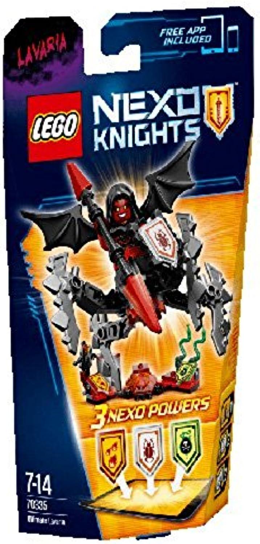 Lego Nexo Knights Ultimate Lavaria LEG70335 Brand New