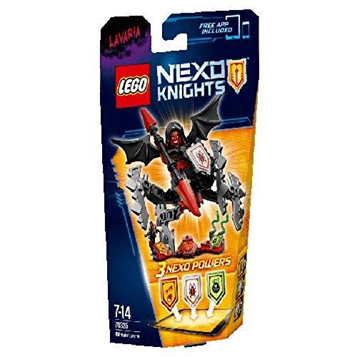 LEGO - Lavaria Ultimate, Multicolor (70335)