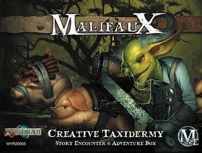 Malifaux - Creative Taxidermy Adventure Box