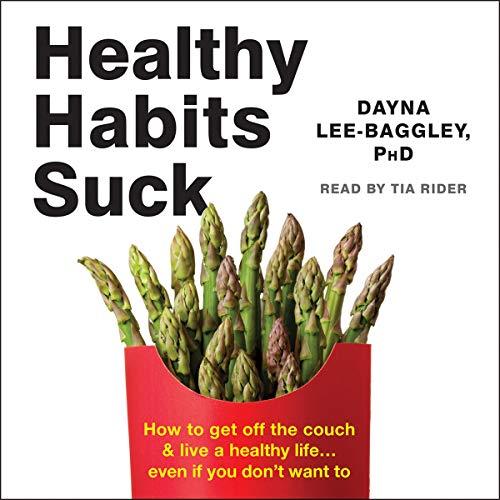 Healthy Habits Suck cover art