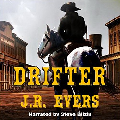 Drifter audiobook cover art