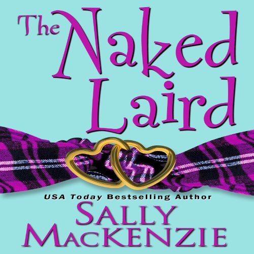 The Naked Laird audiobook cover art