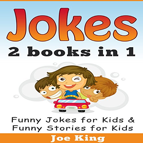 Jokes: 2 Books in 1 audiobook cover art