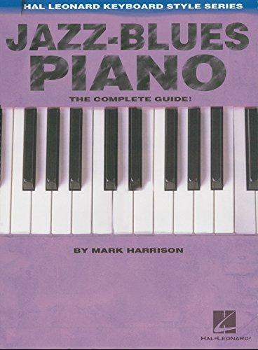 Jazz-Blues Piano:...