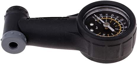 Motorrad und Autobahnreifenlehre Mountainbike Barometer gfyee Luftdruckpr/üFer Fahrrad MTB Luft Druckmesser 160Psi Luftdruckpr/üfer Luftdruckmesser Reifendruckmesser f/ür Presta//Schrader Ventil