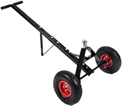 Giantex 600lb Heavy Duty Utility Trailer Mover Hitch Boat Jet Ski Camper Hand Dolly