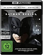 Batman Begins 4 K, 1 UHD-Blu-ray