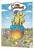 GB eye Ltd 3D Linsenraster-Poster, The Simpsons,