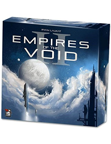 Red Raven Games RRG00017 Empires of The Void II, Mehrfarbig
