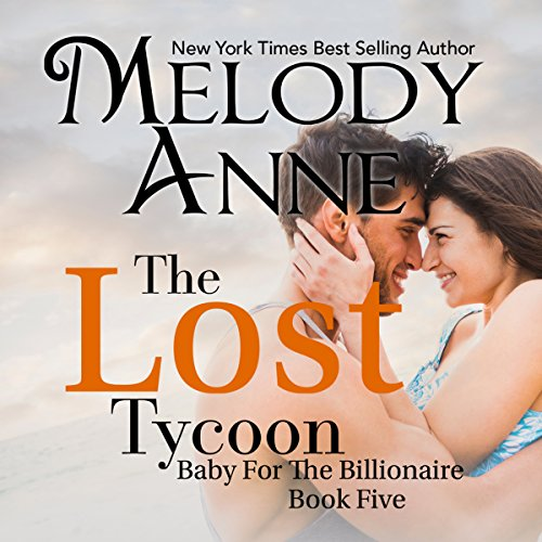 The Lost Tycoon audiobook cover art