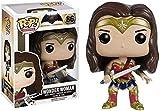 A-Generic Pop: Vs Superman Wonder Woman Chibi Vinilo Coleccionable