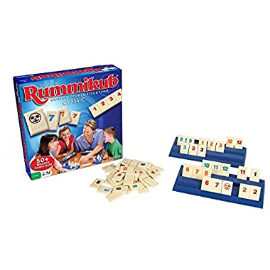 The Original Rummikub - Fast Moving Rummy Tile Game