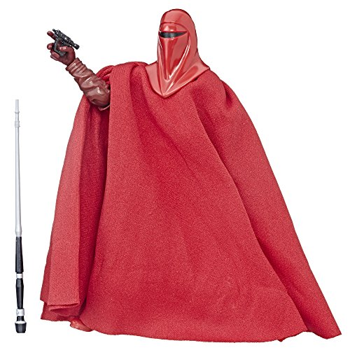 Star Wars: Episode VI Die schwarz Serie Imperial Royal Guard, 15 cm